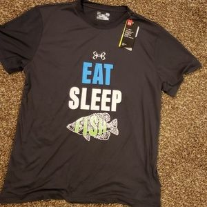 UNDER ARMOUR FISH T-SHIRT
